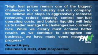 AMR Corporation Reports Q1 Earnings Just About In-Line