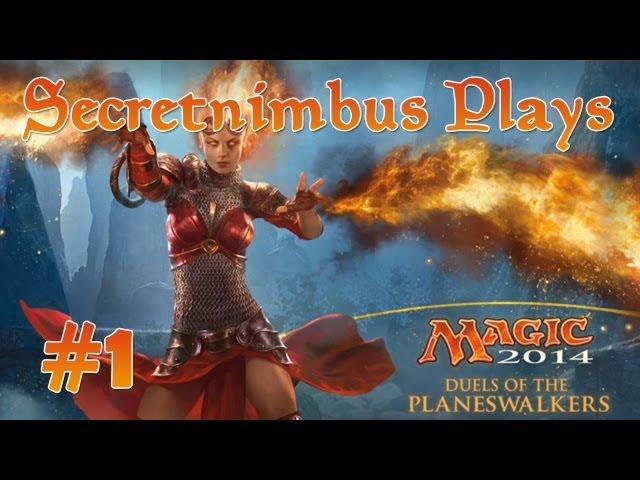 Руководство запуска: Magic 2014: Duels of the Planeswalkers по сети