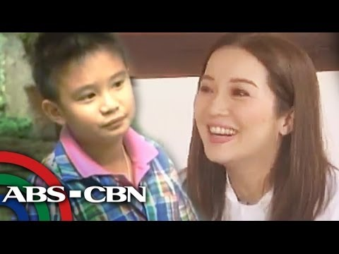 Bimby's sex question to Kris