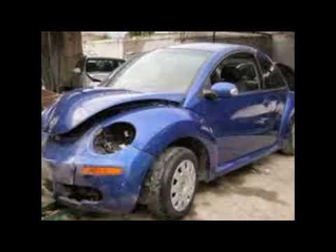 top 10 de carros chocados