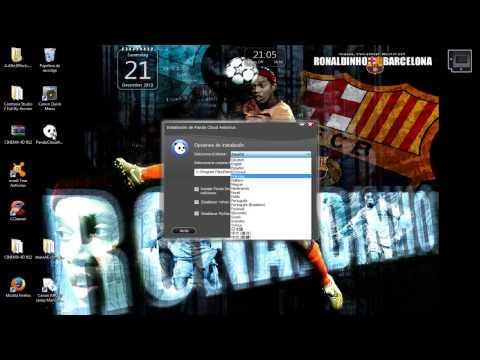 Descargar e instalar Panda antivirus con licencia gratis (panda cloud) |2013- 2014| software oficial