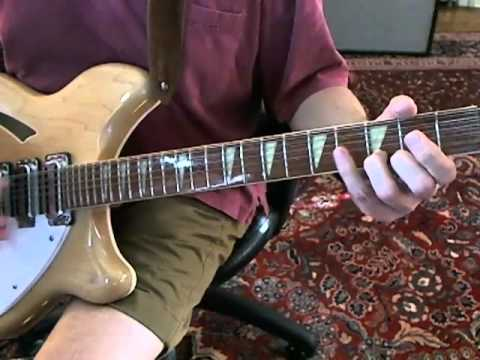 Turn, Turn, Turn Lesson - The Byrds - Part 1