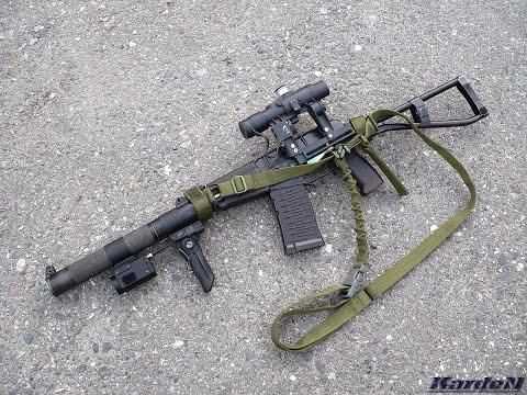 Винторез, Вал, Вул и другое спецвооружение. Ударная сила: Бесшумное Оружие.