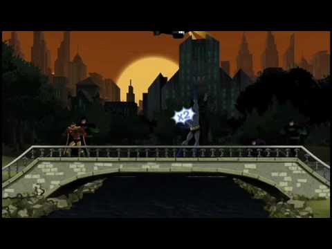 Batman: The Brave and the Bold – The Videogame – trailer