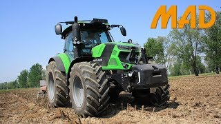 Deutz-Fahr 6130 TTV | test in campo