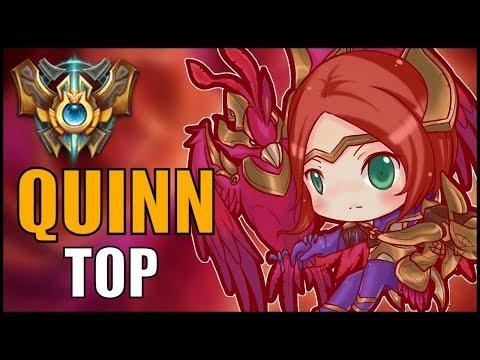 ► QUINN TOP vs LISSANDRA [Ésta NO es una GUIA] - League of Legends