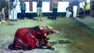 Naaga Kaali Thira Part-2 @ Thottungal Gurukkal kaavu