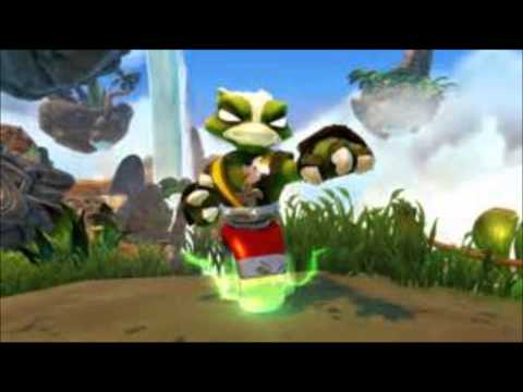 Skylanders Stink Bomb Swap Force Video Game & Pictures
