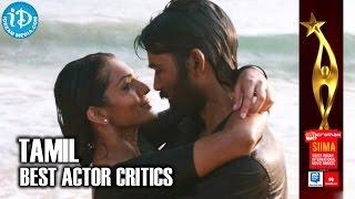 SIIMA 2014 Tamil Best Actor Critics | Dhanush | for Mariyan Movie