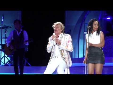 Rod Stewart - Its Over