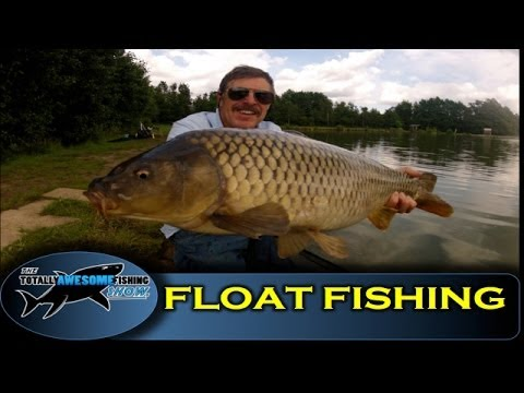 Float fishing for Carp in the margins - Ep.7 - Series 3 - Totally Awesome Fishing