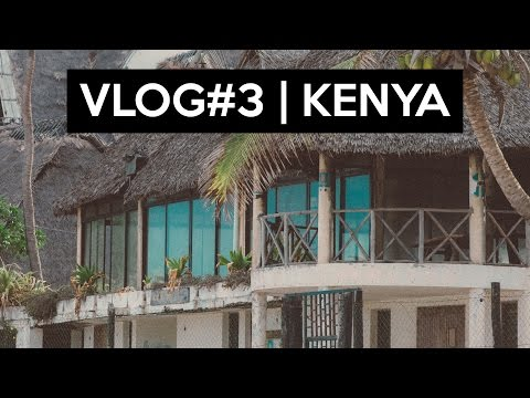 THE DANIEL LIFE   VLOG #3   the collapsed hotels at Diani Beach Kenya