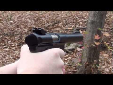 Ruger Mark III Target Pistol