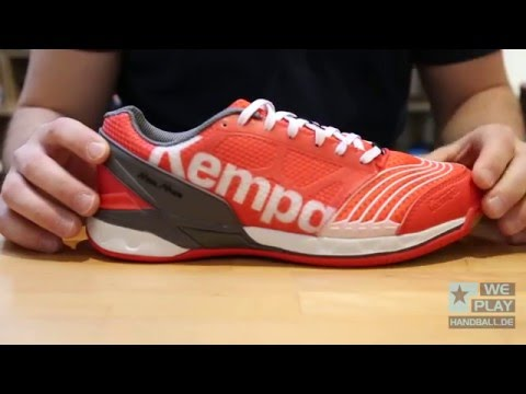 Kempa Attack One - Review Handballschuhe WePlayHandball