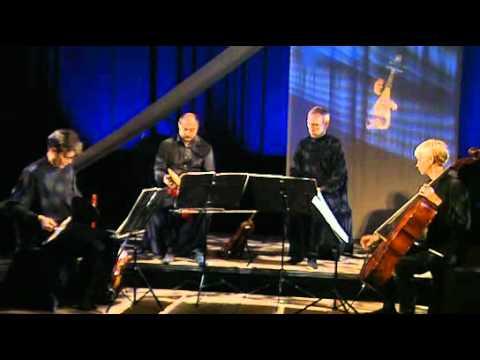 Tan Dun, Kronos Quartet, Wu Man   Ghost Opera Avant Garde Performance, 1995