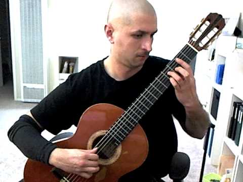 Guiliani, Mauro - Study in E minor, op 48 no 5