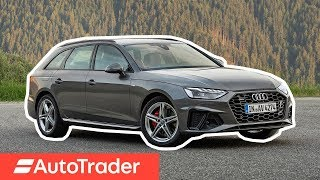 2019 Audi A4 Avant first drive review