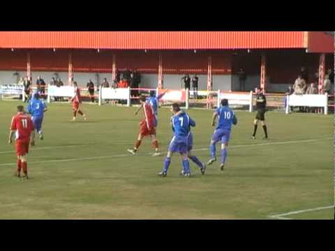 Camelon 1 Musselburgh 2 - 20/03/10