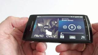 Sony Ericsson Xperia arc - review
