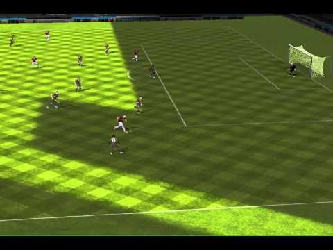 FIFA 14 iPhone/iPad - Catamarca FC vs. Leicester City