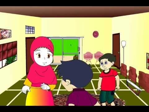 Walidain - Parents Islamic Cartoon video