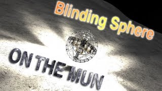 BLINDING SPHERE ON THE MUN! Stream highlights | Kerbal Space Program