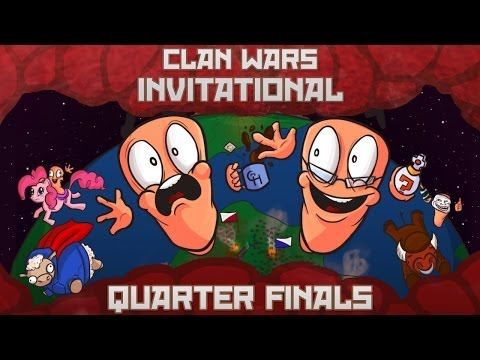 Worms Clan Wars Invitational: Rage Goes to War with the French!