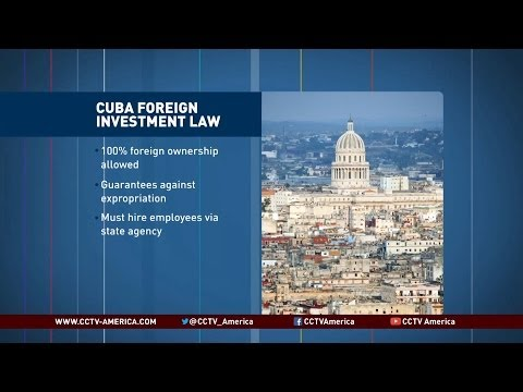 Cuba Introduces New Foreign Investment Law