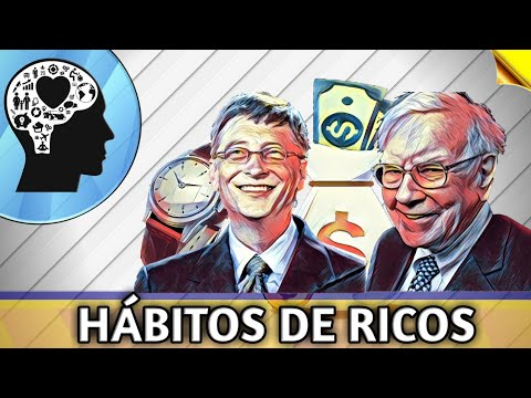 Hábitos de RICOS para futuros RICOS por [SoloParaInteligentes] Resumen Animado
