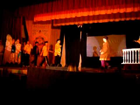 Andes Central School Presents Aladdin #8 December 2010