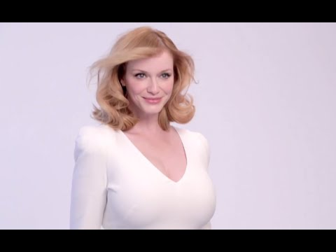 Christina Hendricks' BEST Beauty Trick From Mad Men Revealed