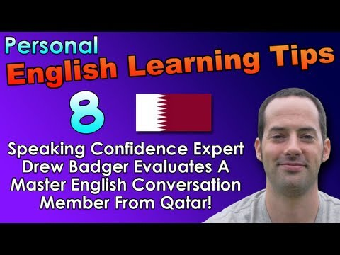 English Speaking & Fluency Tips 8 – English Pronunciation Tips for Arabic Speakers