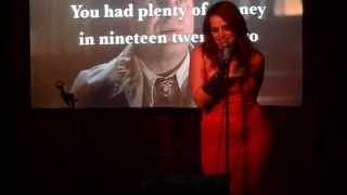 Jessica Rabbit's karaoke tribute to Bob Hoskins: Why Don't You Do Right?