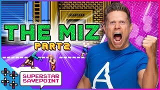 THE MIZ plans for life AFTER WWE?! (Part 2) – Superstar Savepoint