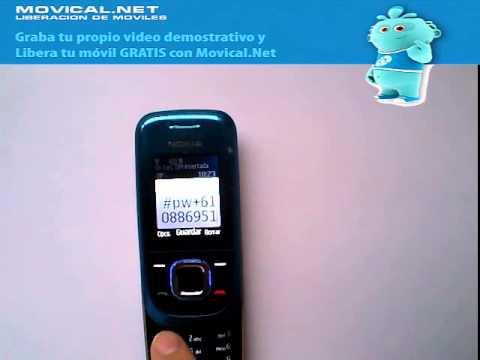Liberar nokia 2680 slide de yoigo movical net how to - Movical net liberar ...