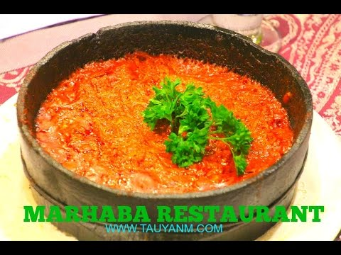 Marhaba Restaurant in Publika