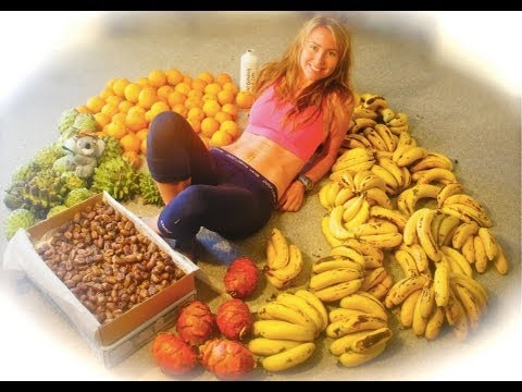 How much fruit I eat in a day on the Banana Girl Diet
