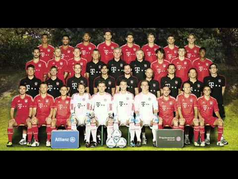 Fc Bayern Torhymne 2011 2012.wmv video