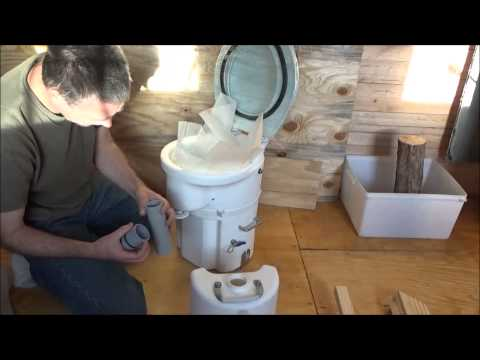 Airhead Composting Toilet For My Tiny House On Wheels N10