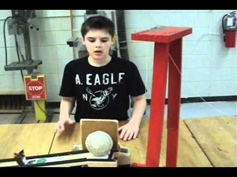 Shakopee Middle School Rube Goldberg Team 2012 - Explanation Only