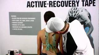 Rocktape - Kinesiology Taping for Postural Control