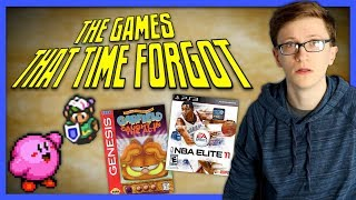 The Games That Time Forgot - Scott The Woz