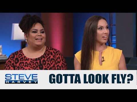 Battle of the Sexes: Women are judged by their appearance || STEVE HARVEY