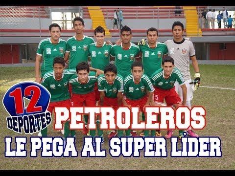 12 DEPORTES   Petroleros de Poza Rica 1 - 0 Cruz Azul Lagunas  19-02-14