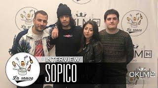 SOPICO - #LaSauce sur OKLM Radio 26/01/18