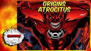 Atrocitus (Red Lantern) Origins