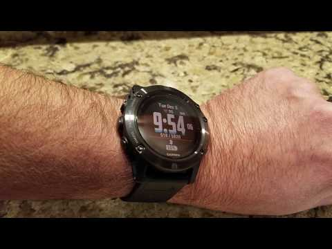 Garmin Fenix 5x review - Best Smartwatch on the Planet - check out this smartwatch review
