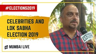 Celebrities and Lok Sabha Election 2019 | Mumbai on Election 2019 | Mumbai Live