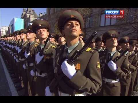 Victory Day in 2013 (Military Parade in Moscow)