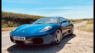 Ferrari F430 manual review. Why I would choose this F430 over a Scuderia.